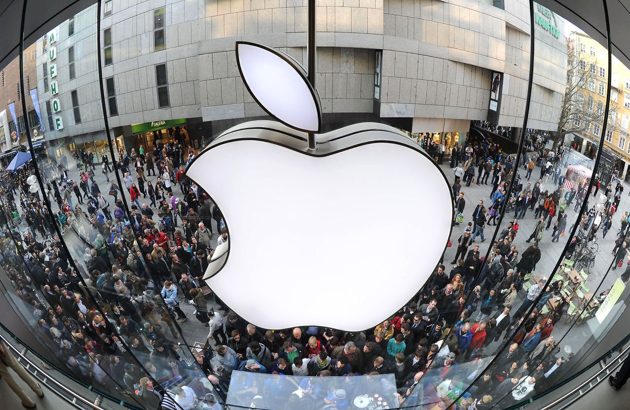 Apple filed a patent that describes a technology electroenergy