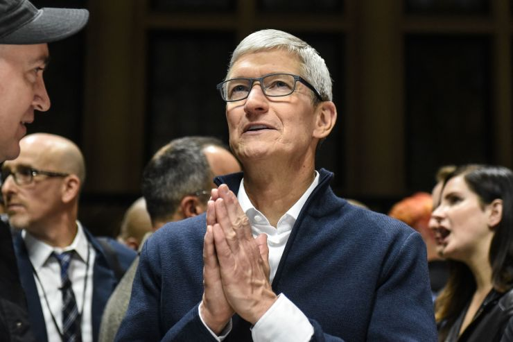 Financial problems hit Apple in the pocket of her suppliers