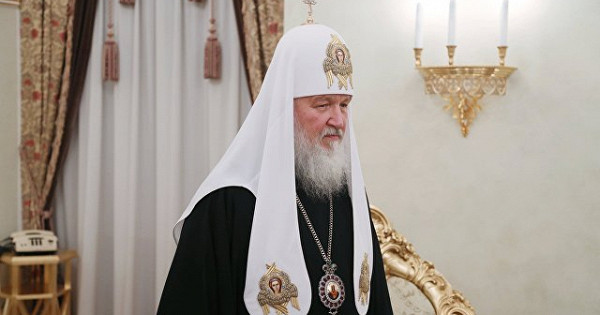 Patriarch Kirill believes that modern gadgets associated with the coming of the Antichrist